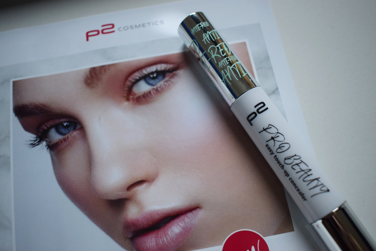 p2 Cosmetics Pro Beauty Box easy touch up concealer Sunnyside-of-life