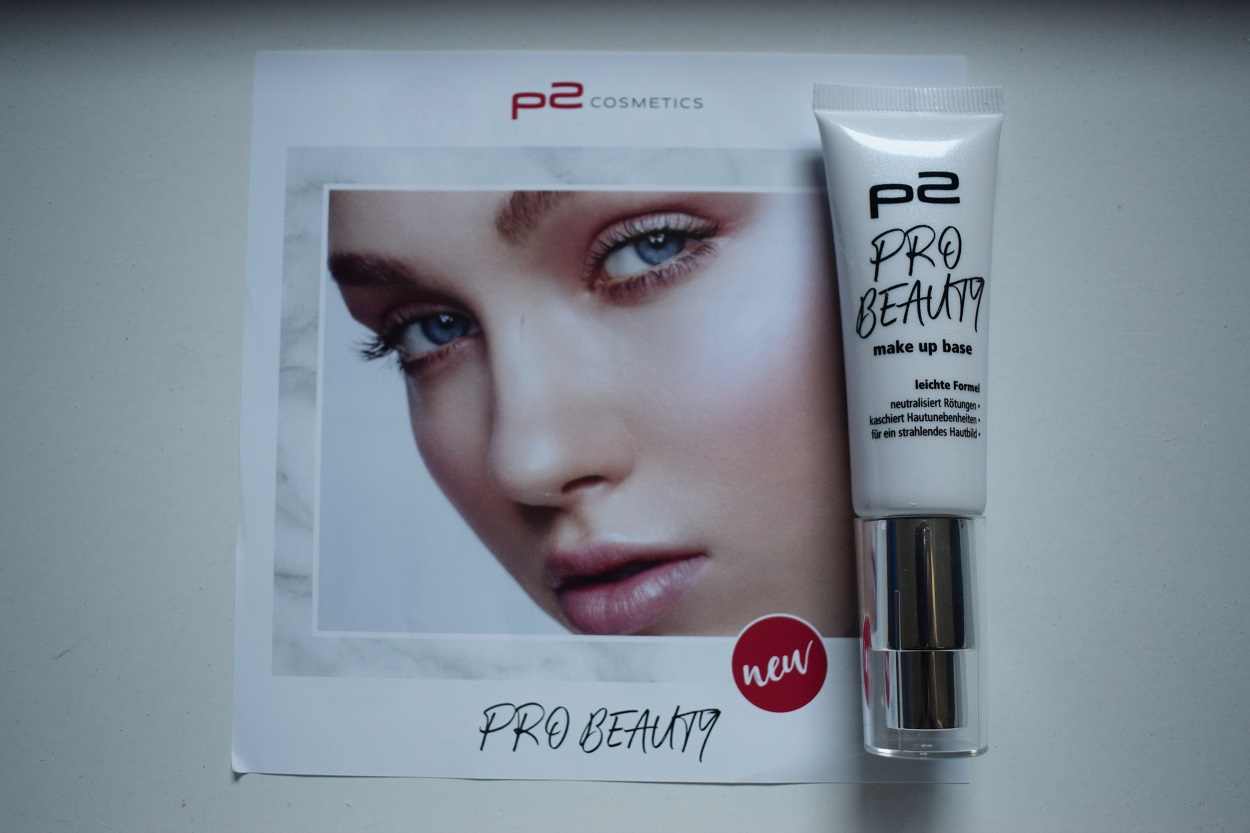p2 Cosmetics Pro Beauty Box make up base Sunnyside-of-life