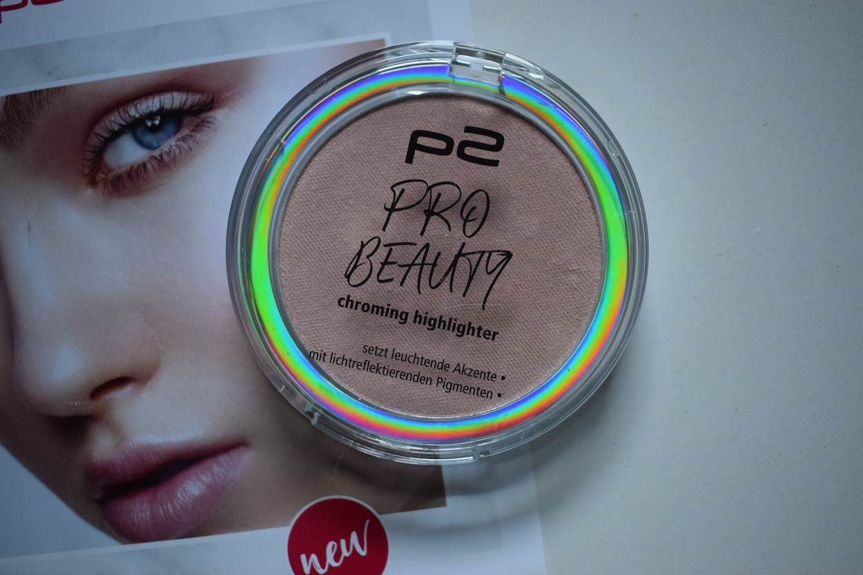 p2 Cosmetics Pro Beauty Box Chroming Highlighter Sunnyside-of-life