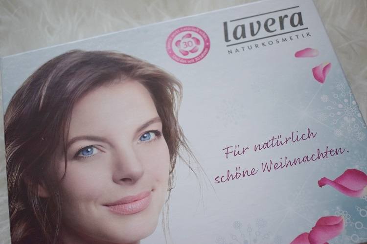 Lavera Beauty Box Weihnachtsedition Boxencover Sunnyside-of-life