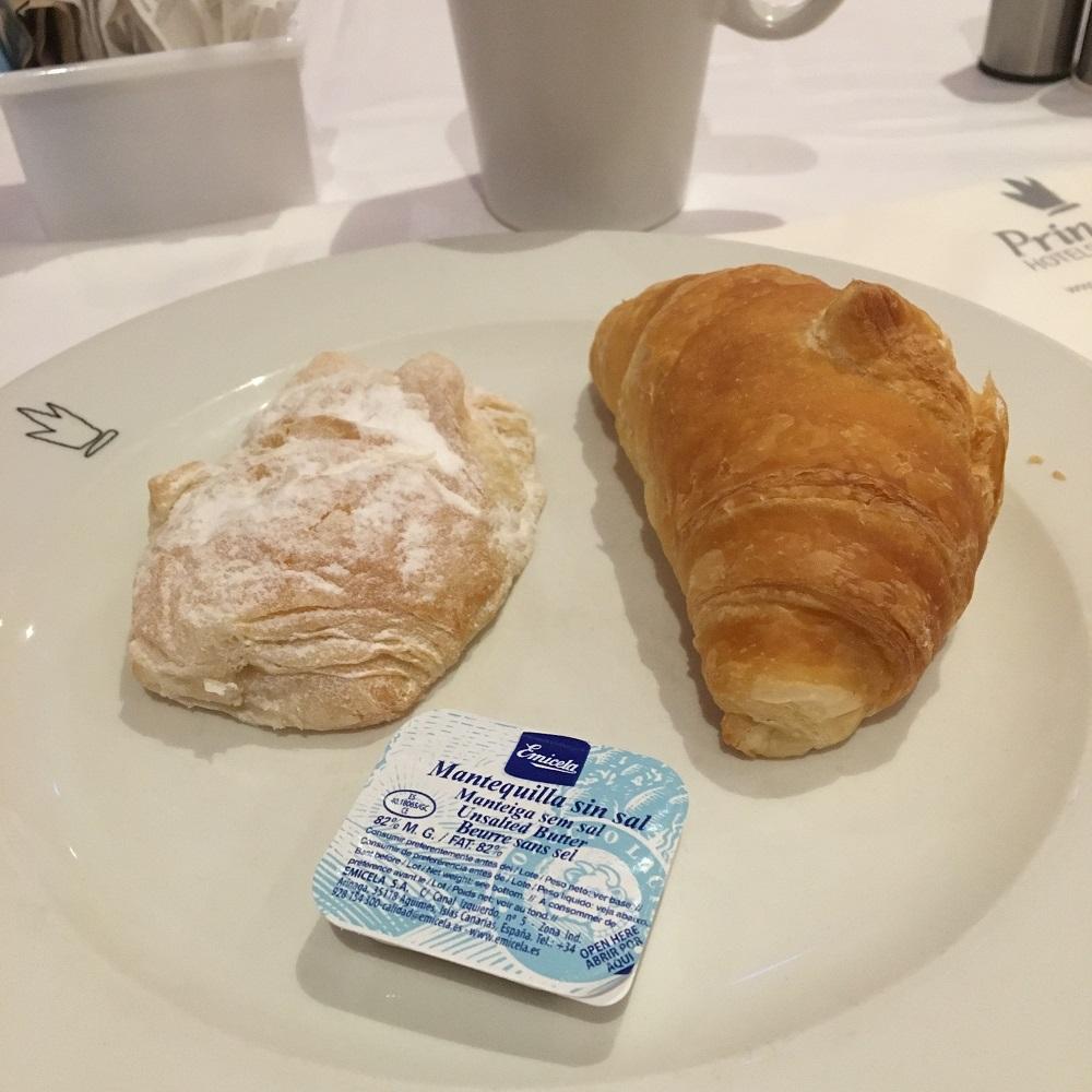 Die Reise nach La Palma - Teil 2 Croissant und Butter - Sunnyside-of-life