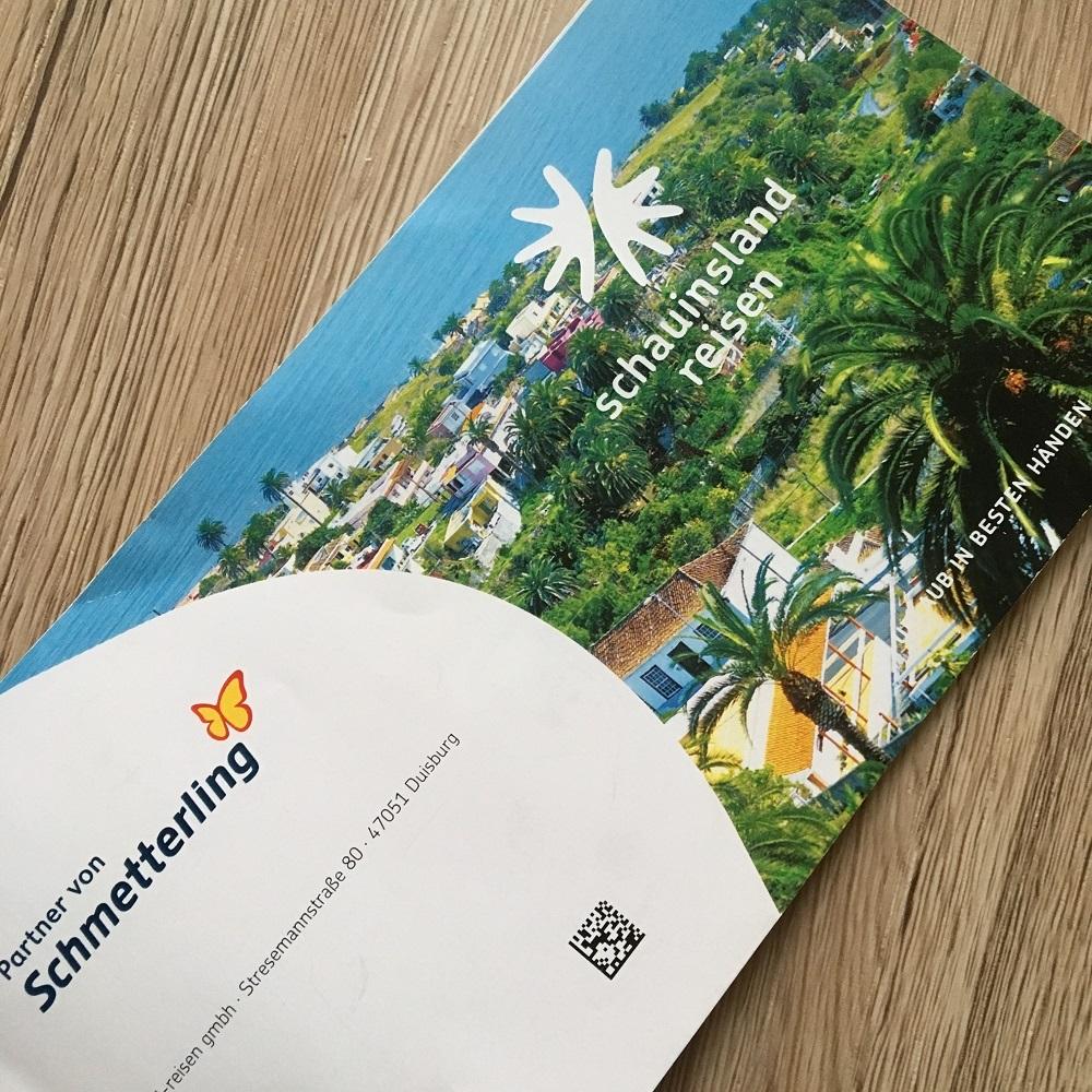 Reise nach La Palma Schauinsland Unterlagen Sunnyside-of-life