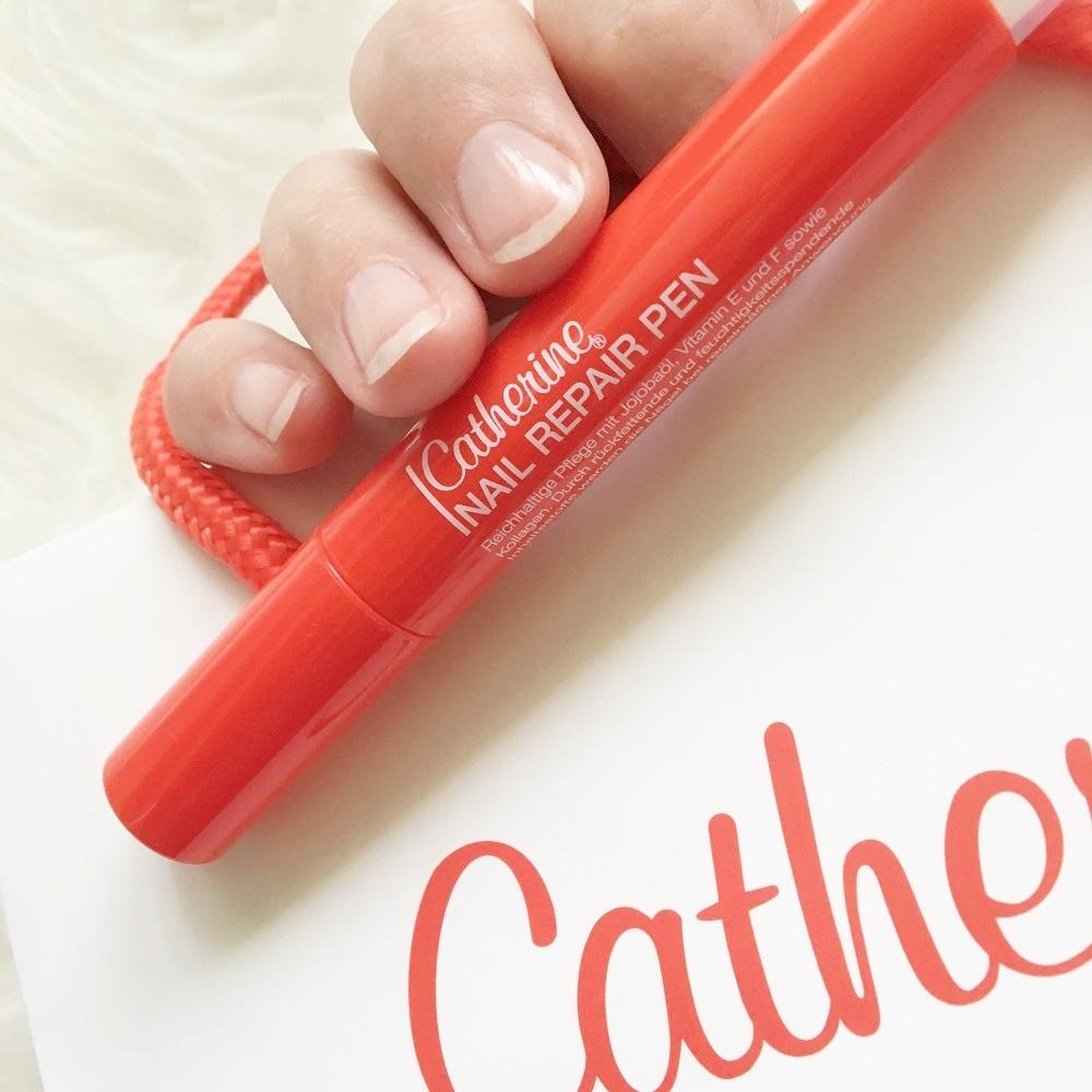 Catherine Nail Repair Pen und Fingernägel Sunnyside-of-life