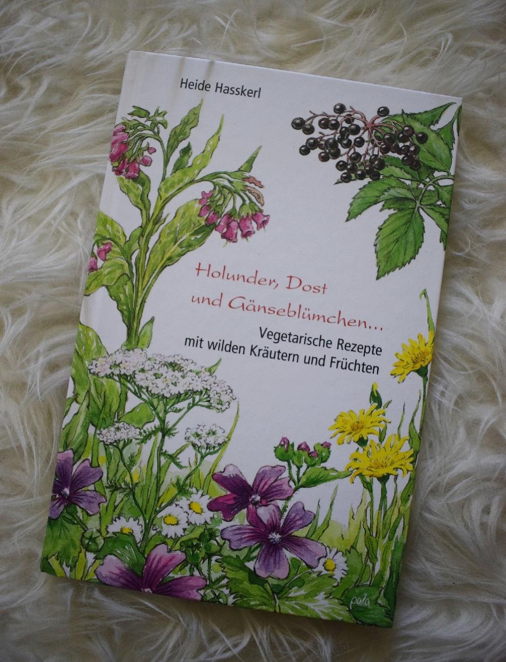 """BFE Bloggertreffen 2019 die Goodiebag - Buch """"Holunder, Dost und Gänseblümchen"""""""
