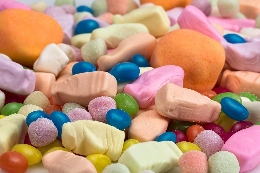 Diagnose Diabetes mellitus Typ zwei - Süßigkeiten Schaumgummi